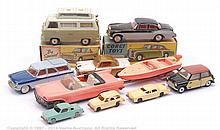 GRP inc Corgi boxed and unboxed Car - No.224