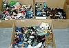 Collection of Alien and Spawn type figures iD4
