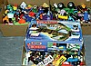 QTY inc Collection of toys Matchbox Thunderbirds