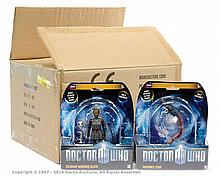 GRP inc Character Toys Dr Who trade box