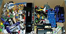 Quantity of toys Mattel modern Hot Wheels large