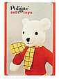 Pedigree Lines Bros Limited Soft Toys Catalogue