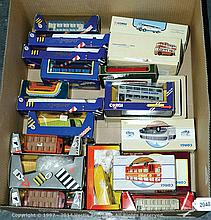 GRP inc Corgi Classics an assorted bus models