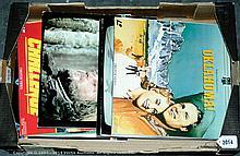 GRP inc TV/Film Laser vision discs, - Oklahoma