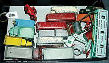 GRP inc Mostly Dinky, Commercials and Buses