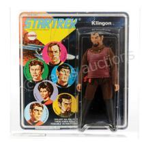 Mego Star Trek Series 2 Klingon 7.5