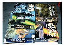 QTY inc  Star Wars Games. (1) Trivial Pursuit