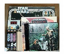 GRP inc Star Wars Games, Videos and Cassette
