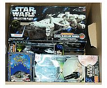 GRP inc Kenner Star Wars The Power of the Force