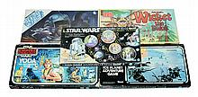 GRP inc Kenner and Parker Brothers 5 x Star Wars