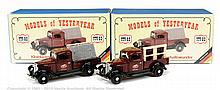 PAIR inc Matchbox Models of Yesteryear No.YTV02