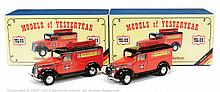 PAIR inc Matchbox Models of Yesteryear No.YGL09