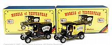 PAIR inc Matchbox Models of Yesteryear No.YGL11
