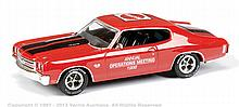 Matchbox No.YMC01 Chevrolet Chevelle SS454 1970