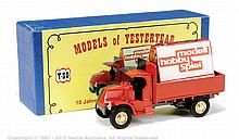 Matchbox Models of Yesteryear No.Y30 Mack Truck