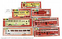 GRP inc Diapet and Shinsei Bus and Crane