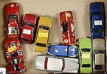 GRP inc European unboxed Car - Mercury Ferrari