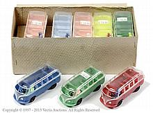 Volkswagen Kombi plastic Model - 6 x models
