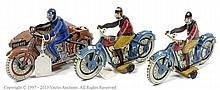 GRP inc JLM and SFA Motorcycle - 2 x JLM Solo