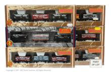 Bachmann OO Gauge Coal Traders Classics 3-pack