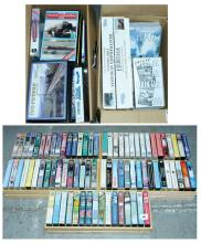 QTY inc Railway DVDs Videos and Jigsaws Mainline