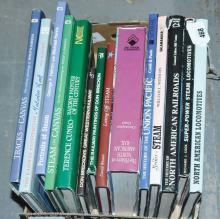 GRP inc Hardback Books Railways related Tracks