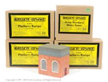 GRP inc Bassett-Lowke O Gauge assorted