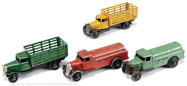 GRP Dinky 25 Series Commercials inc No.25D