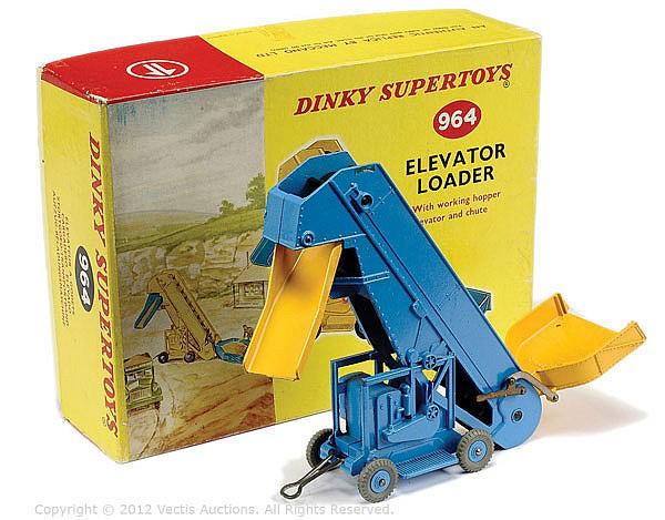 Dinky No.964 Elevator Loader