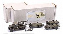 PAIR inc Hartsmith Chevrolet M6 Bomb Truck