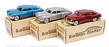 GRP inc Brooklyn Models BRK2X 1948 Tucker Movie