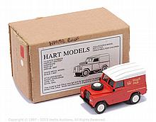 Hart Models HT14 Land Rover Short Wheelbase