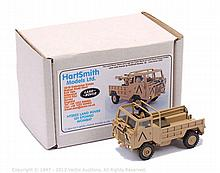 Hartsmith Models HT252S Land Rover 101 Stowed