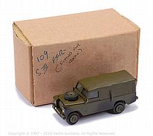 Hart Models Land Rover 109S III FFR - 1/48th