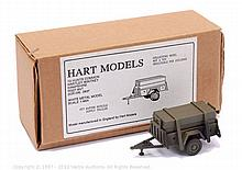 Hart Models HT7 Rapier Missile Supply Trailer