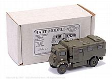 Hart Models HT37 Bedford QLR - 1/48th scale