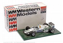 Western Models 1983 Williams FW08C promotional