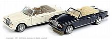PAIR inc Franklin Mint 1/24th scale Rolls Royce