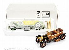 PAIR inc Franklin Mint 1/24th scale Mercedes