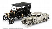 PAIR inc Franklin Mint 1/18th scale Ford Model T