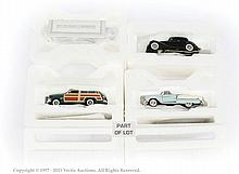GRP inc Franklin Mint 1/43rd scale Pierce Silver
