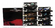 GRP inc Minichamps Honda Formula 1 Racing Cars