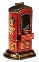 Tinplate Chocolate Vending Machine/Money Bank