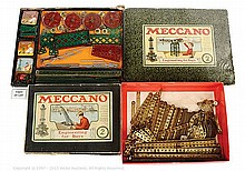 Meccano Engineering For Boys Set No.1
