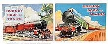 PAIR inc Hornby Book of Trains 1927-8 44pp