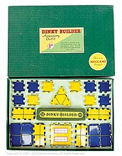 Dinky Builder Accessory Outfit No.1A, Near Mint