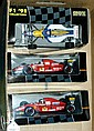 GRP inc Onyx boxed F1 Collection in 1/24th