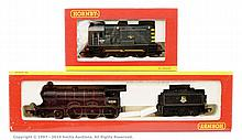 PAIR inc Hornby (China) OO Gauge Steam Outline