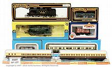 GRP inc Mixed manufacturers OO Gauge Airfix