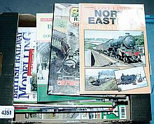 QTY inc Collection of Railway related